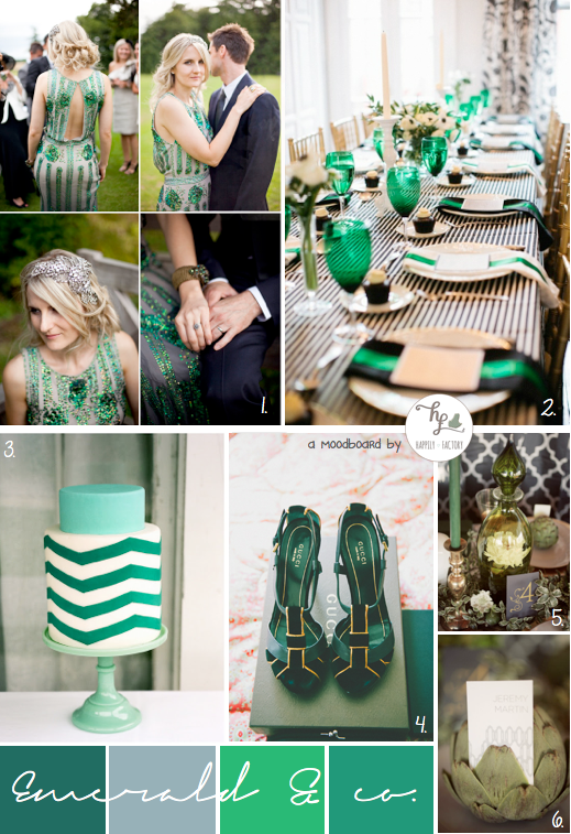 Emerald&Co - Happily Factory -