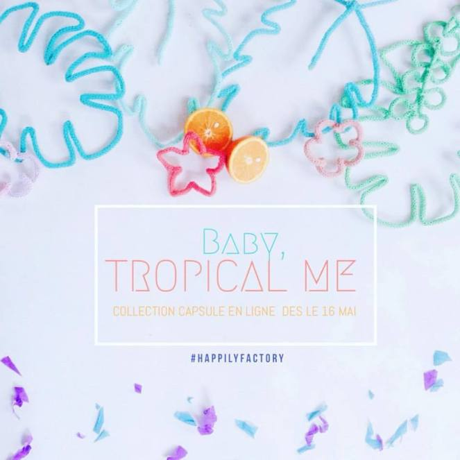 baby tropical me
